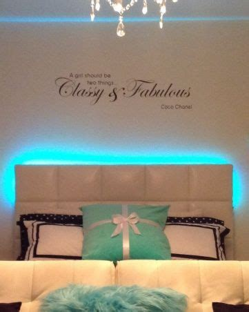 tiffany and co inspired bedroom teen bedroom colors headboard lights and girls on pinterest