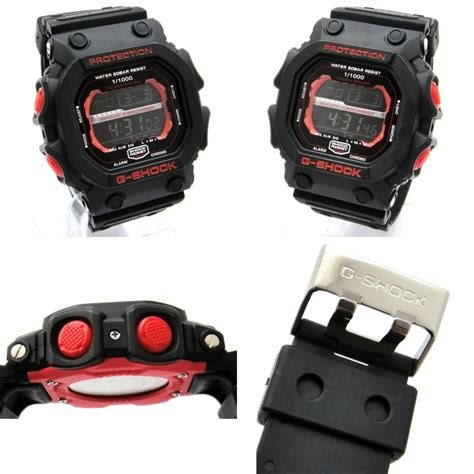 Jam Tangan G Shock King Gx56 1a Kw casio water proof gx56 1a king of g shock mudman digital replica santai
