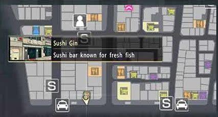 pier yakuza 0 sushi gin chef yakuza 0 wiki guide ign