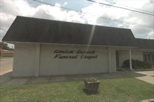 amick burnett chapel funeral home city missouri