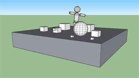 ragdoll 3d model sketchy physics ragdoll 3d warehouse