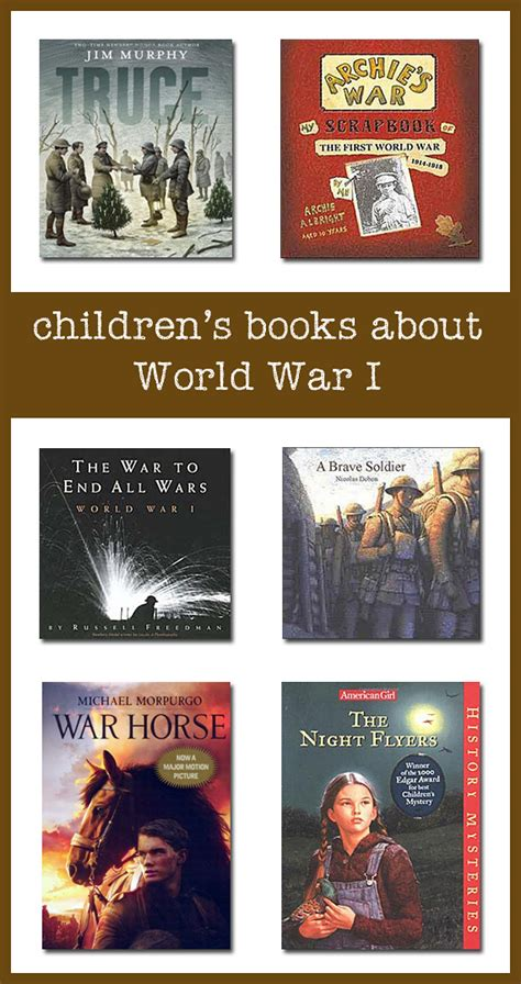 war picture books best world war 1 books for k 8