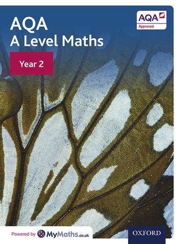 aqa a level year 019836685x aqa a level maths year 2 student book oxford university press