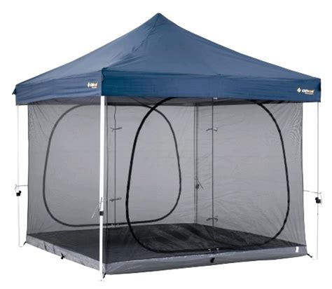 screen house with floor oztrail 3 x 3 gazebo screen house inner kit kangaroo