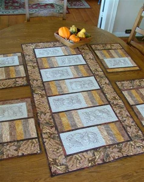 Quilted Table Runner Patterns by Best 25 Quilted Table Runner Patterns Ideas On