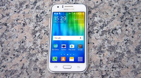 Samsung J One Ac samsung galaxy j1 2015 review this is no moto e
