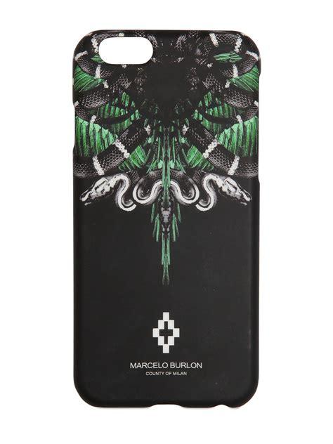 Marcelo Burlon Multicolor Iphone Iphone 6 7 5s Oppo F1s Redm cover iphone 6 plus marcelo burlon with burlon iphone plus wolf black cover iphone 6 plus