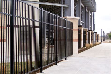 Modern Wrought Iron Gates And Fences And Unique Carving From Wrought Iron Fence
