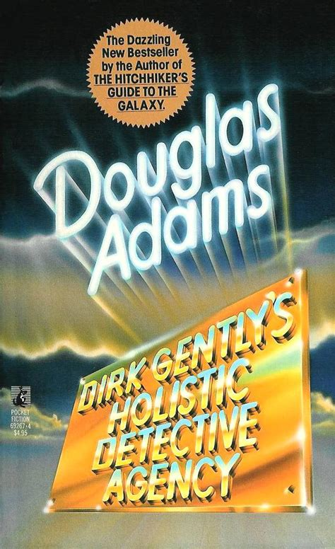 book of the week dirk gently s holistic detective agency brave little nib