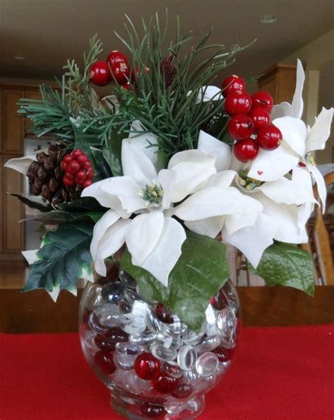 einfache weihnachten mittelstücke zu machen tischdekoration zu weihnachten einfache schnelle ideen