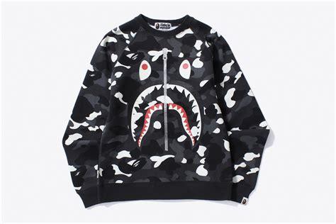 bape shark crewneck what drops now