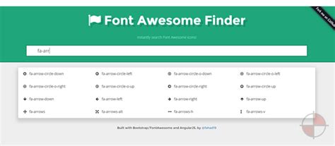 typography finder top 5 fonts and typography angularjs modules