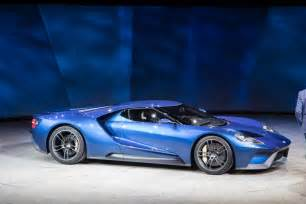 Ford Gt 2015 New Ford Gt Supercar Revealed At 2015 Detroit Auto Show