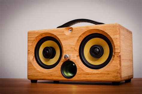 Ibox Musik Box thodio ibox xc high density bamboo thodio the best wireless smart speakers