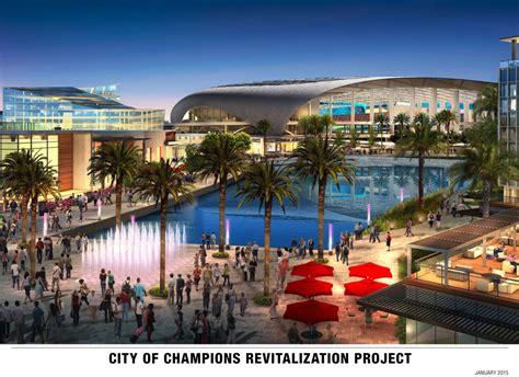 slideshow rams owner planning nfl stadium in inglewood
