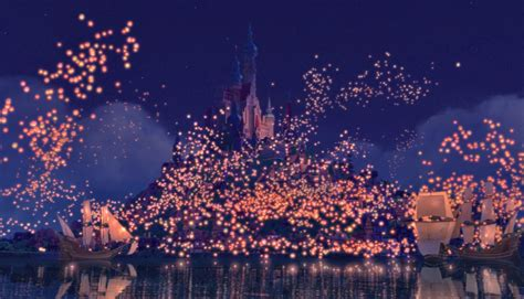 tangled lights disney wants flying drones to power floating puppets
