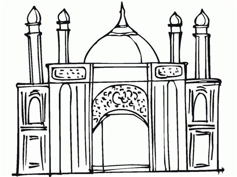 coloring pages for ramadan ramadan printable coloring pages coloringpages4kidz