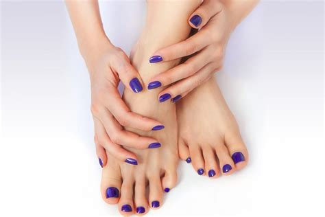 Manicure Pedicure by Nail Studio Manicure Pedicure With Shellac Toronto