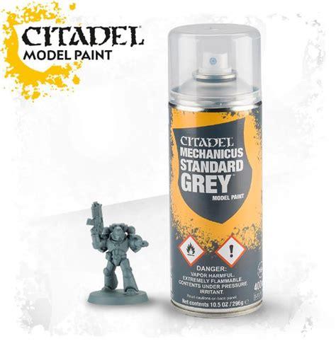 spray paint standards 62 26 mechanicus standard grey spray 5011921071777