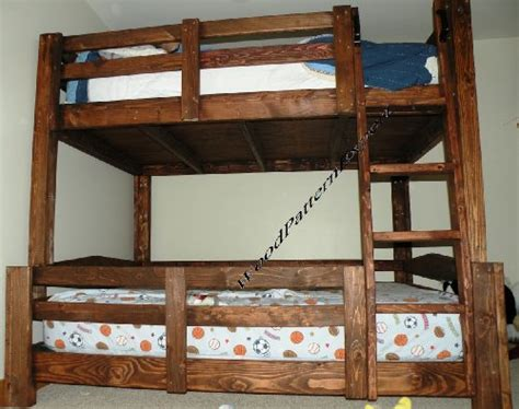 wood pattern expert wholesale bunk bed paper plans so easy beginners look like
