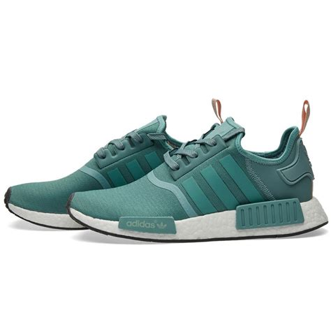 Adidas Nmd For Leadies adidas s nmd r1 w teal vintage white