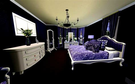 black and purple bedroom ideas dark purple and black bedroom ideas