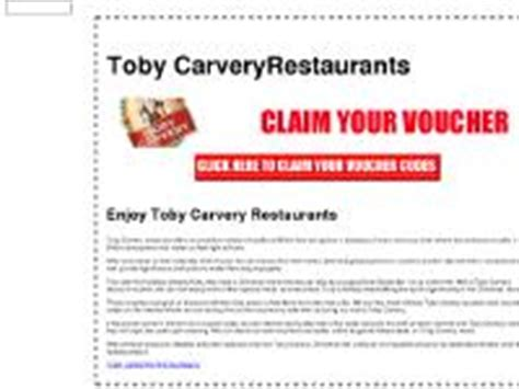 discount vouchers uk restaurants www toby carvery restaurants co uk toby carvery discount