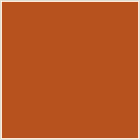 desert colors b7521e hex color rgb 183 82 30 desert orange