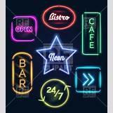 Neon Cafe Sign   360 x 400 jpeg 67kB