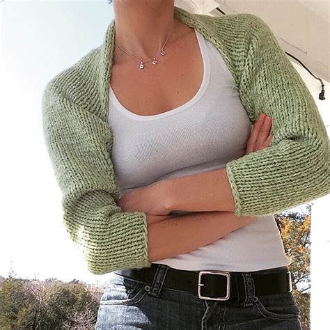 how to knit shrug knitting patterns galore simple shrug