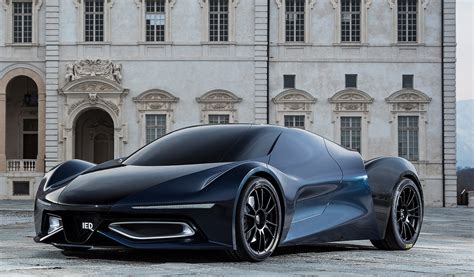 mclaren concept ied syrma concept car projects the future with past