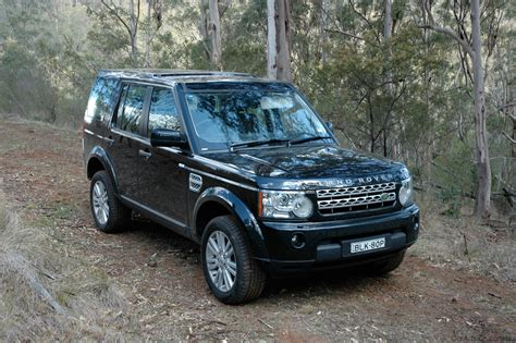 land rover discovery 4 review road test caradvice