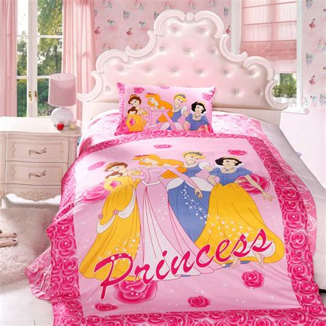 Disney Set Princess disney princess bedding set size ebeddingsets