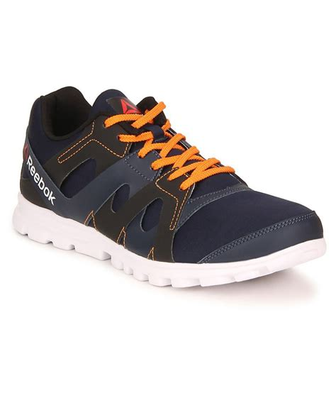 navy athletic shoes reebok electro run navy running shoes buy reebok electro