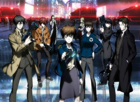 Anime 2 Season by Anime Fans Eager To Trash Urobuchi For Psycho Pass Season