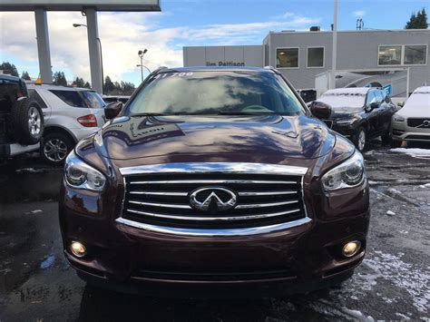 2014 used infiniti qx60 used 2014 infiniti qx60 awd premium package for sale