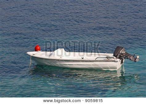 small boat big motor small motor boat stock photo stock images bigstock