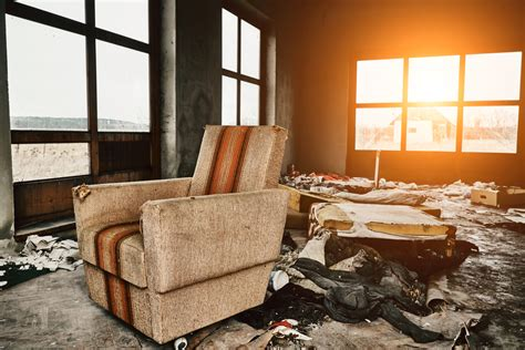 the advantages of furniture removal anytime trash