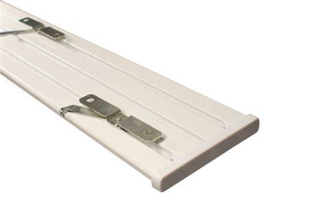 gardinenschiene alu 3 laufig vorhangschiene 4 l 228 ufig aus aluminium inklusive befestigung