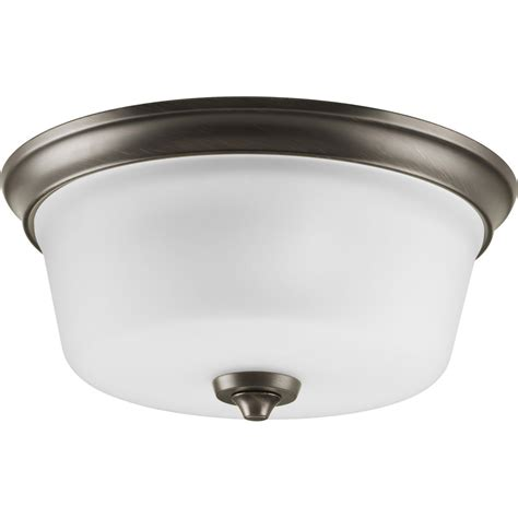 progress lighting p3836 74 lahara flush mount ceiling fixture