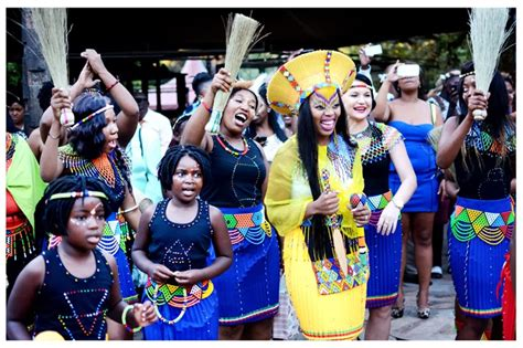 Zulu Wedding Ceremony by A Traditional Zulu Wedding South Wedding