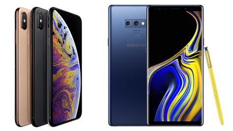 five ways the samsung galaxy note 9 beats apple iphone xs lifehacker australia