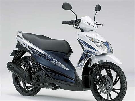 Hayate Suzuki 2011 Suzuki Hayate 125 Spesifikasi Dan Modifikasi Motor