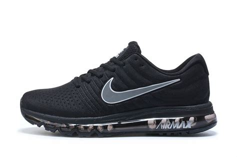 cheap nikes running shoes cheap mens running shoes nike air max 2017 in black