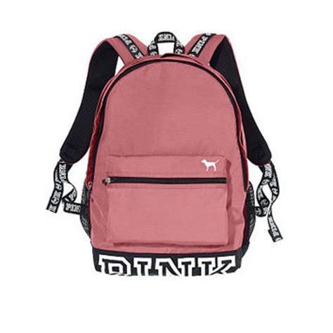 shop secret pink backpack on wanelo