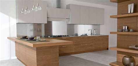 wooden kitchen design 30 elegant wooden kitchen designs to give a rustic look