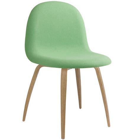 stuhl untergestell gubi gubi 5 stuhl gepolstert mit eiche untergestell