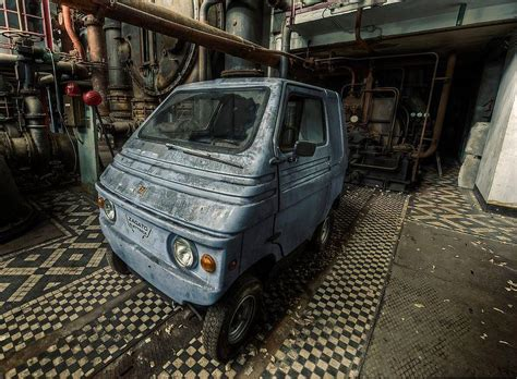 abandoned zagato zele electric microcar ghosts media