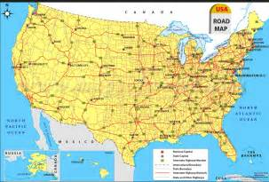 Road Map Of United States by Atlas Map Of United States United States Interstate