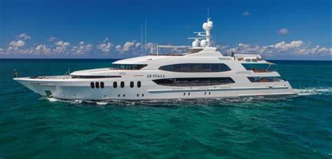 Luxury Spa Interior Design - skyfall yacht charter price trinity yachts luxury yacht charter